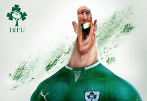 Go on Ireland.. by JBVendamme