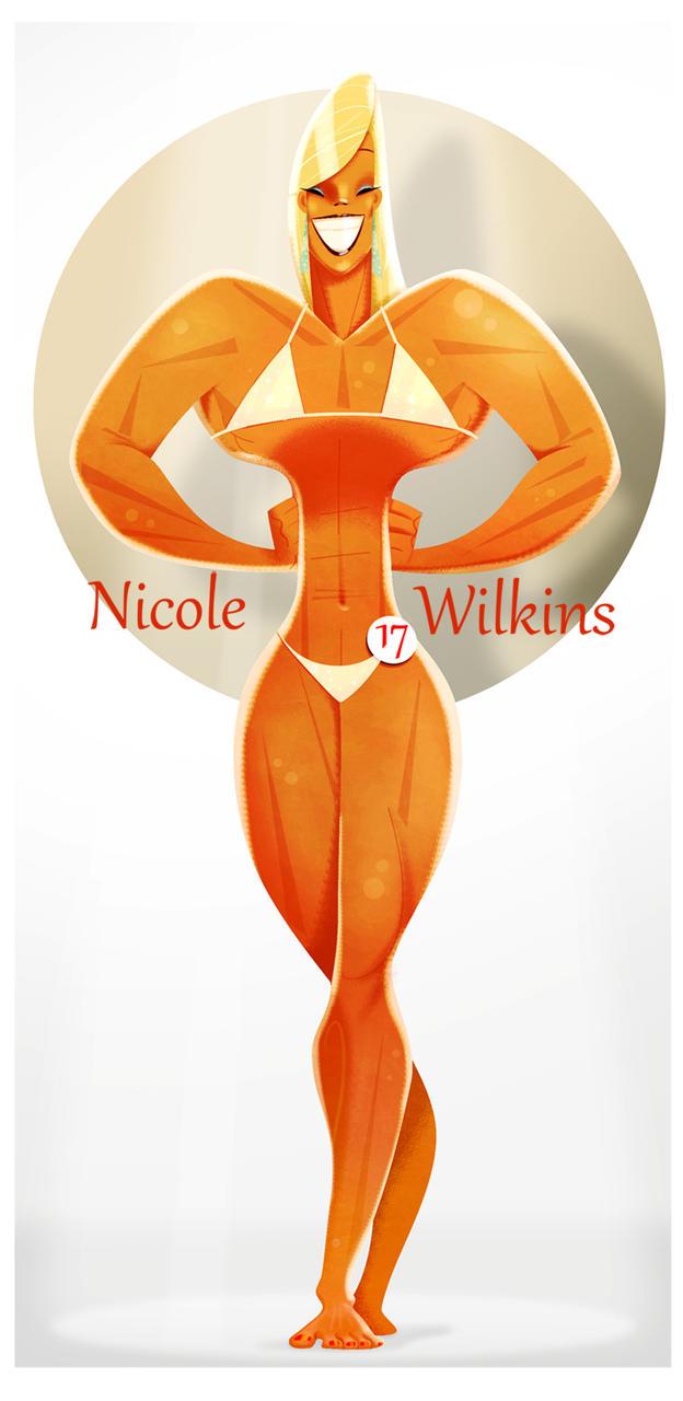 Nicole by thedoberman