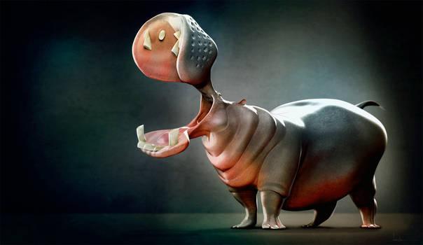 Hippo color