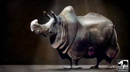 Savetherhino by JBVendamme