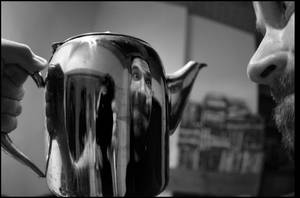me in the tea pot... by JBVendamme