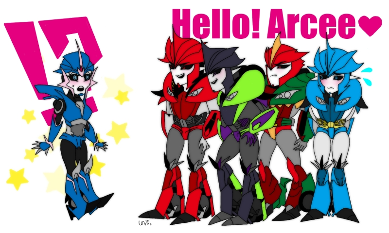 Transformers Prime Knockout And Arcee Fanfiction | other