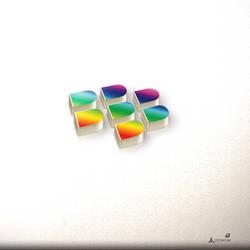 BlackBerry Logo 3D Pride