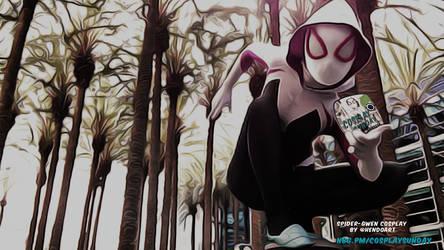 CosplaySunday | Spider-Gwen Cosplay by HendoArt