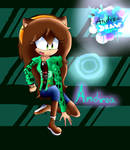 Andrea  The hedgehog Angry by DSai-Andrew