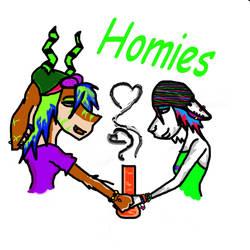 ++Homies++