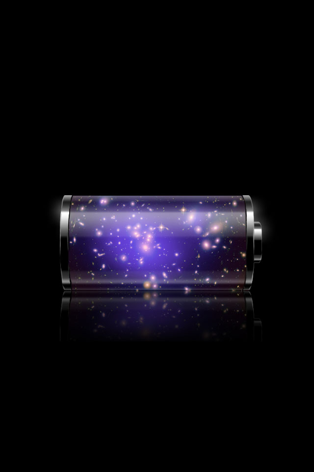 Simulation Of Charging Wallpaper For Iphone4 4s By Jsq105