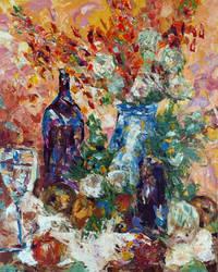 Floral by oAREAo