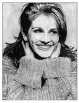 Julia Roberts by Control