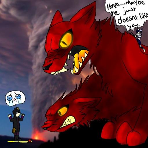 Wizard101 Fire Dragon – A Murti Schofield