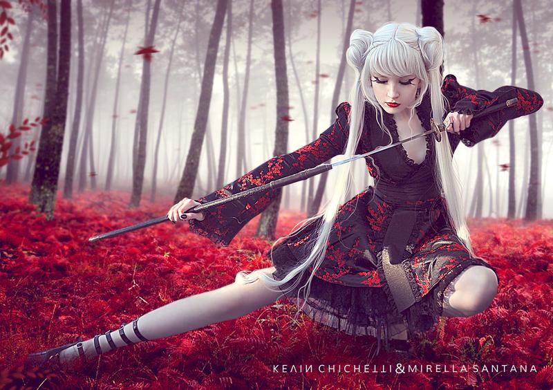 Warrior by Kevinchichetti