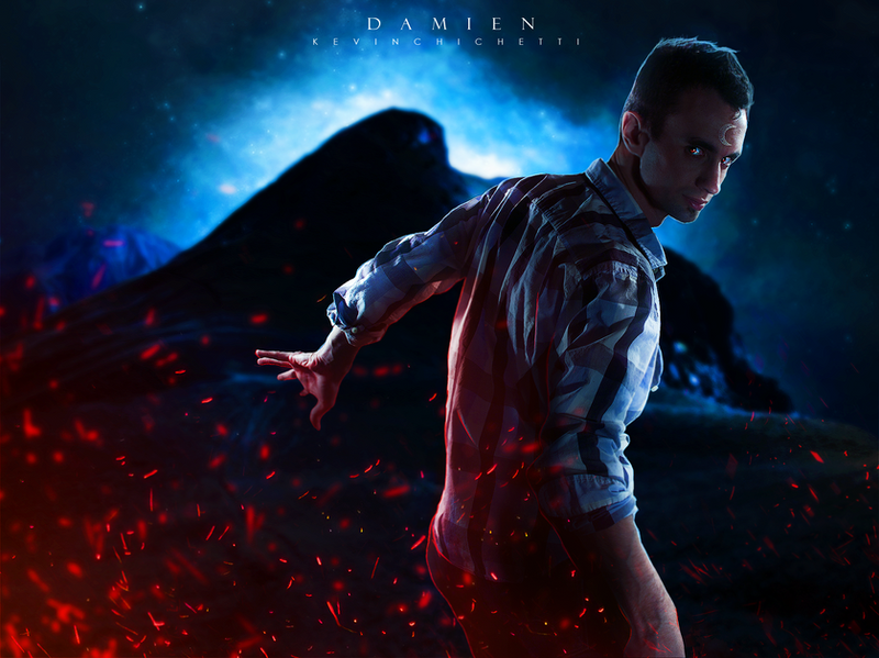 Damien - House of Night by Kevinchichetti