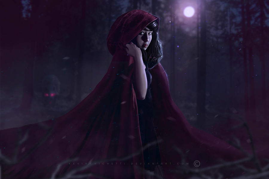 Moonlight Blood by Kevinchichetti