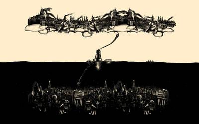 Infinite Cities Wallpaper 2