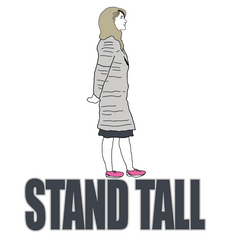 Stand Tall by MessyPandas
