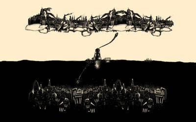 Infinite Cities Wallpaper 3 (2560x1600)
