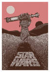 Star Wars Episode VII poster