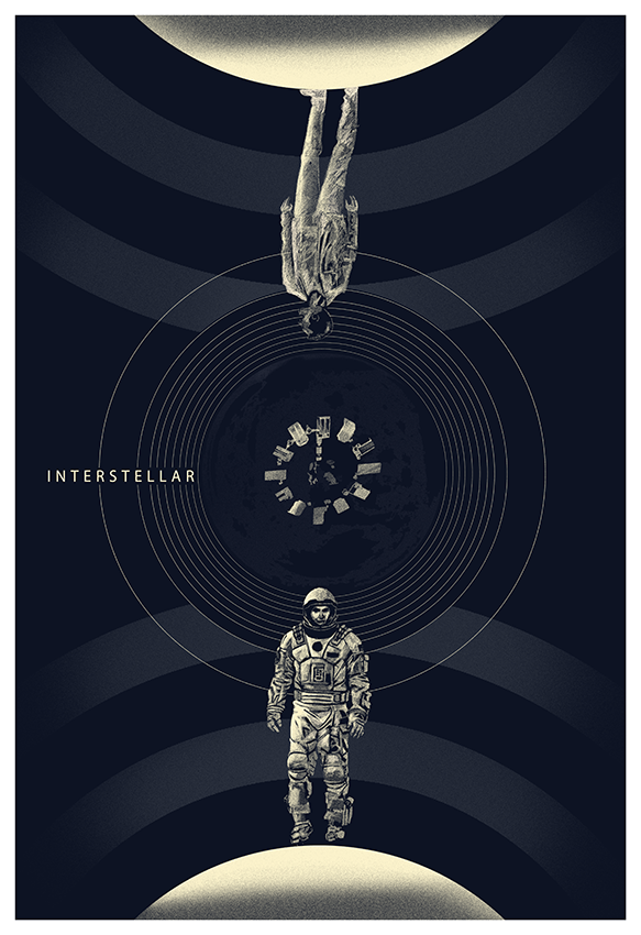 Interstellar by MessyPandas
