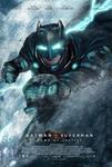 Batman V Superman Poster - Batman
