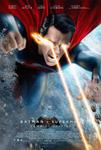 Batman V Superman Poster - Superman