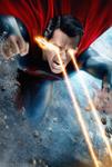Batman V Superman Poster - Superman/No Text