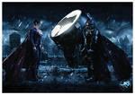 Standoff Batman V Superman