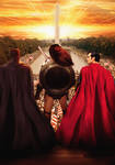 Batman V Superman Justice is Dawning Textless