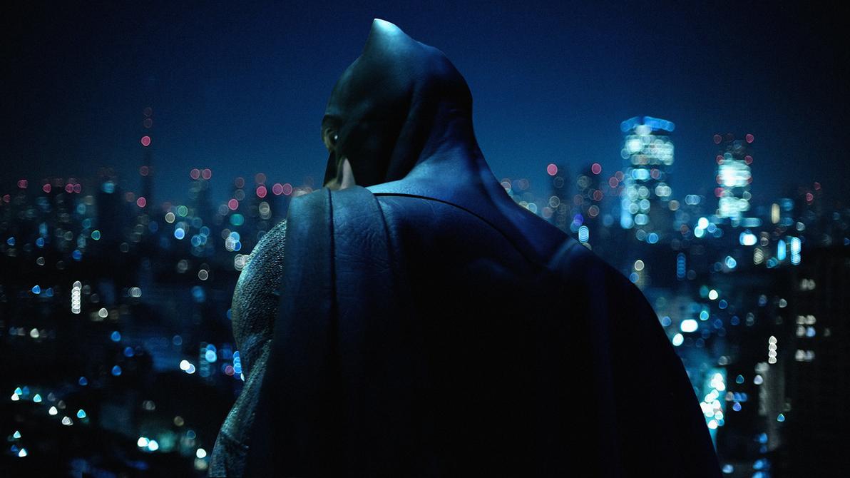 The Batman by MessyPandas