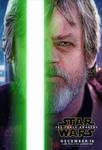 Luke Skywalker Character Poster