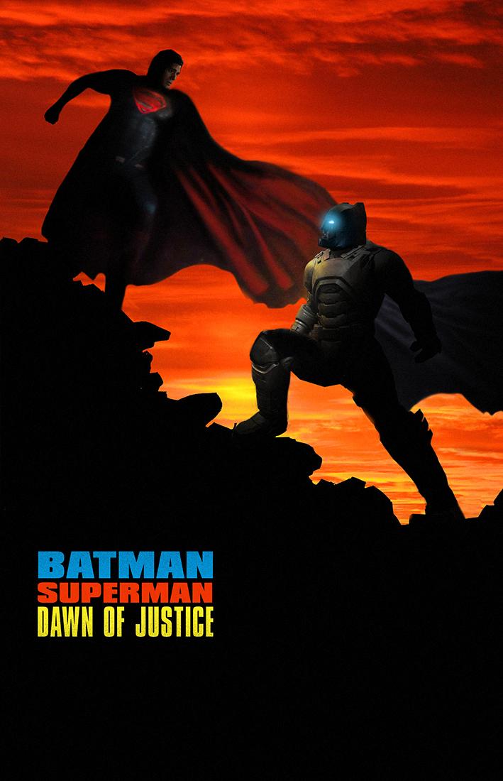 superman vs batman dark knight returns wwwimgkidcom