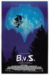 Batman V Superman Poster E.T. style by MessyPandas