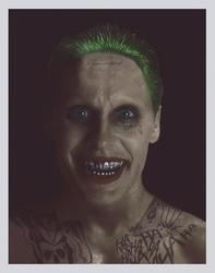 The Joker - A Portrait by MessyPandas