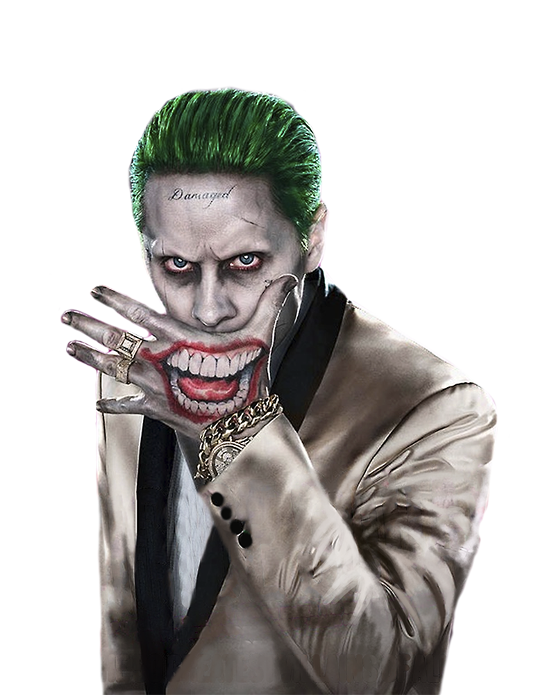 Joker Suicide Squad Png By Messypandas On Deviantart