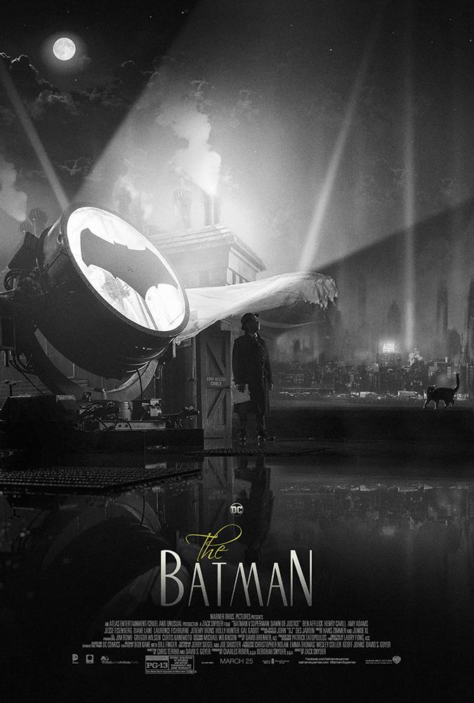 The Batman poster by MessyPandas on DeviantArt