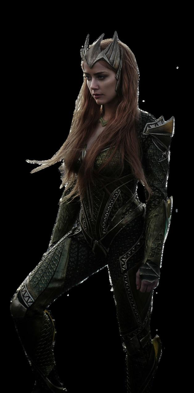 Mera Aquaman Transparent by MessyPandas