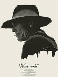 Westworld Poster 2 by MessyPandas