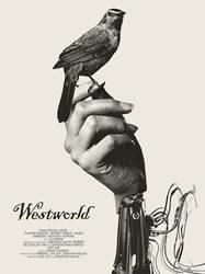 Westworld Poster 3 by MessyPandas