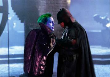 Batman and Joker WIP