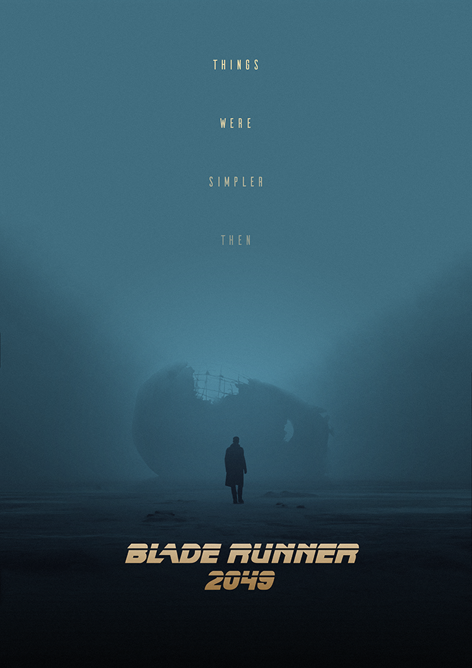 Blade Runner 2049 Alt By Messypandas On Deviantart