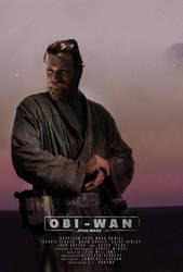 Obi Wan Poster by MessyPandas