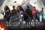 Justice League Banner 2