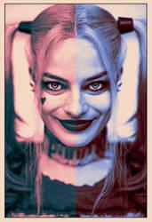 Harley Split by MessyPandas
