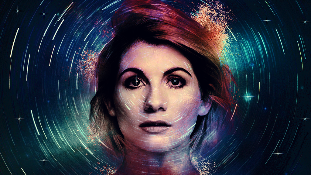 Jodie Whittaker / The 13th Doctor by MessyPandas