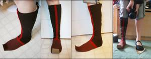 Aang Boots