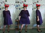 Kiki Dress - WIP