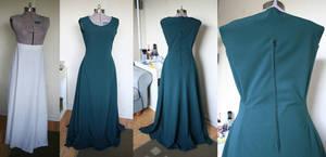 WIP Merida Dress