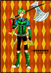 Phantom Souls Nightmare : Tomiyoku the Greed by RitterZaki