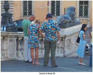 Tourist in Rome III by ninnicchio