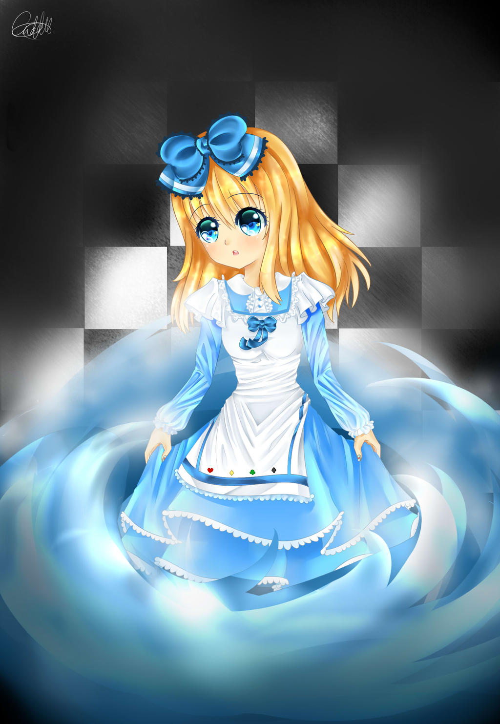 Alice by McCuddly