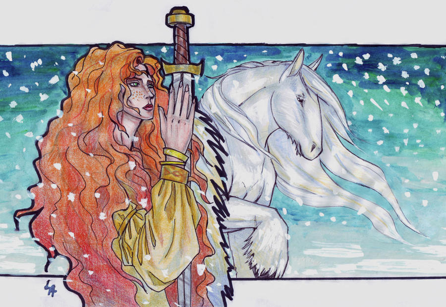 Sigyn. by Northern-god